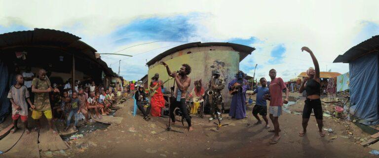 Living rough, not so hakuna matata