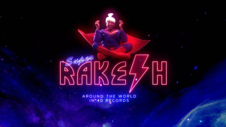 Radio Ultra Modern en DJ Rakesh around the world in 40 records