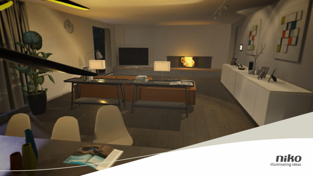 Niko Home Control VR